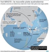 Vol MH370 : deux