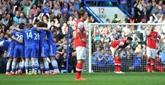 Championnat d'Angleterre : Chelsea ridiculise Arsenal, Liverpool et City suivent le rythme