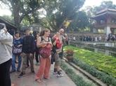 Hanoi escompte 21,2 millions de visiteurs en 2016