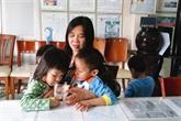 Huynh Tiêu Huong, une mère généreuse de 300 enfants