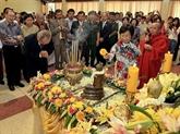 Hô Chi Minh-Ville célèbre le Nouvel An traditionnel de plusieurs pays