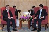 Promouvoir la coopération économique sino-vietnamienne