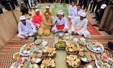 La fête Pang Katê de l'ethnie Cham