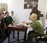 Exposition sur le général Vo Nguyên Giap à Hanoi