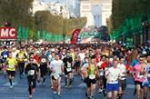 Marathon de Paris : victoire et record de l'épreuve pour l'Éthiopien Bekele