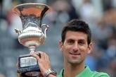 Tennis : Djokovic bat Nadal en finale du tournoi de Rome