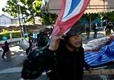 Thailande : l'armée convoque le gouvernement déchu
