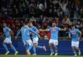 Coupe d'Italie : Naples remporte une finale sous haute tension
