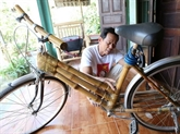 Des vélos originaux qui s'exportent à l'international