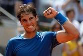 Tennis - Madrid : Nadal et Serena avec autorité, Garcia avec aplomb