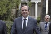 Grèce : Samaras remanie son gouvernement, nouveau ministre des Finances, Guikas Hardouvelis
