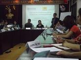 Reportage audiovisuel : la déontologie au centre d'une formation francophone à Hanoi