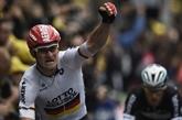 Tour de France : l'Allemand Greipel ou l'éternelle quête de reconnaissance