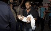 Gaza : Israël bombarde les domiciles de responsables du Hamas