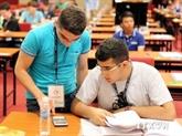 Olympiades internationales de chimie : fin des épreuves théoriques