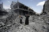 Gaza : Obama veut un cessez-le-feu, les combats baissent d'intensité avant l'Aïd
