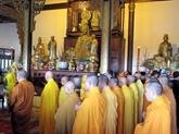 La poésie bouddhiste de l'ancien Vietnam