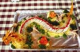 La gastronomie du Nam Bô en fête