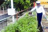 Soldats et habitants s'unissent pour l'archipel de Truong Sa