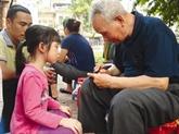 Le dernier graveur de stylo à Hanoi