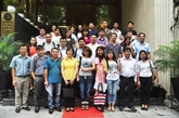 Reportage audiovisuel et déontologie, une formation francophone à Hanoi