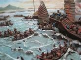 Flots déchaînés sur la Mer Orientale