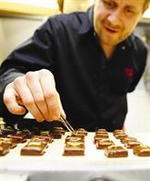 France : des chocolats aux vers et grillons