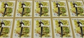 Publication d'une collection de timbres sur les primates au Vietnam