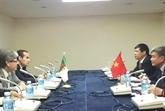 Vietnam et Algérie coopèrent dans l'éducation physique et les sports
