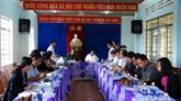 Nouvelle ruralité: Le Laos étudie les expériences de Gia Lai