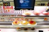 Le sushi ou l'art et la technologie dans vos assiettes