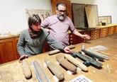 Le Muséum de Paris fait chanter des pierres préhistoriques sorties de l'oubli