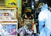 Dans les bric-à-brac de Hô Chi Minh-Ville