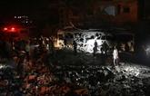 Le cessez-le-feu rompu, roquettes sur Israël et raids sur Gaza
