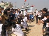 Fête de la prière pour la bonne pêche à Thanh Hoa