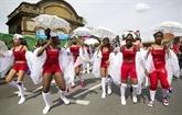 Un million de personnes attendues au carnaval de Notting Hill à Londres