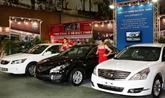 Suppression de la taxe d'importation sur les voitures vers 2018