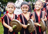 À Gia Lai, les gongs retrouvent de l'entrain