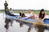 Le delta du Mékong et le festival du don ca tài tu