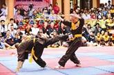 Festival international des arts martiaux traditionnels du Vietnam