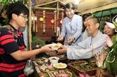 Fête Vu Lan : les aliments végétariens en vogue