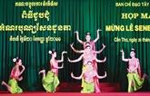 La fête Sene Dolta des Khmers