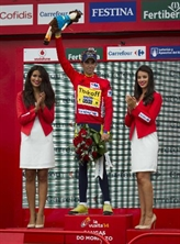 Tour d'Espagne : Adam Hansen surprend le peloton, Alberto Contador reste leader