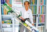 L'iconographe des marchés du Vietnam