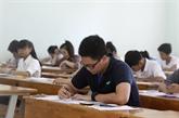 Concours d'entrée à l'université, c'est fini dès 2015
