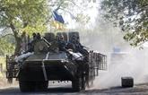 Ukraine : militaires et rebelles mis au défi de respecter une zone tampon