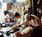 L'UNESCO soutient l'artisanat autour des patrimoines mondiaux