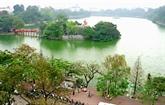 Hanoi à la recherche d'une vie en vert