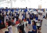 L'Union européenne aide les  jeunes de Dà Nang à s'intégrer au marché du travail
