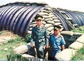 Vo Nguyên Giap vu par des généraux